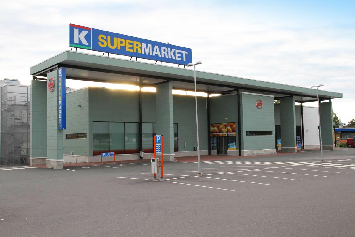 K Supermarket Kaijonharju